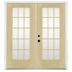 shop benchmark by therma tru 70 5625 in 15 lite grilles