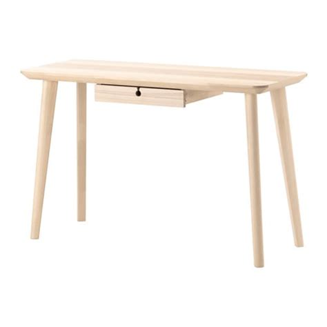 writing desk ikea lisabo bureau ikea