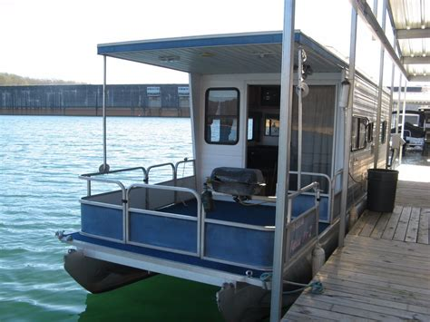 Craigslist Boats For Sale Knoxville Tennessee by Houseboat New And Used Boats For Sale In Tennessee