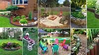 diy garden ideas 120 AWESOME AND CHEAP LANDSCAPING IDEAS | DIY Garden - YouTube