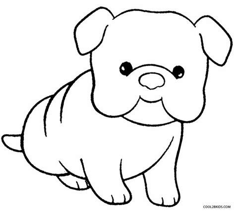 puppy coloring page printable puppy coloring pages for cool2bkids