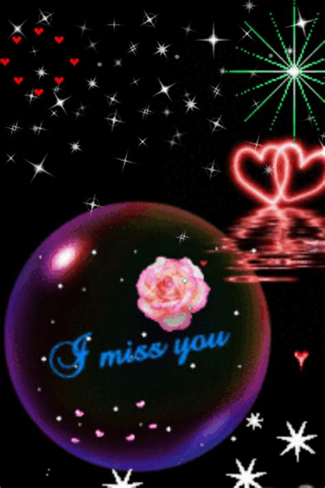 Animated Miss You Wallpaper - animation wallpaper miss you best wallpaper