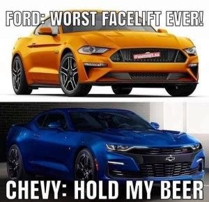 Camaro Memes - the internet s five best reactions to the 2019 camaro refresh gm authority