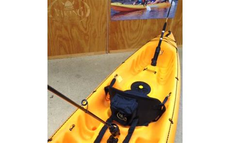 viking kayaks nz railblaza rod holder ii