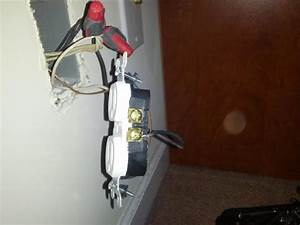 Open Ground On Series Of Outlets