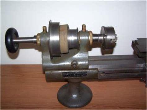 waltham   precision bench lathe  fleabay