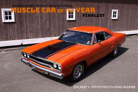 A Classic Muscle Car Reborn