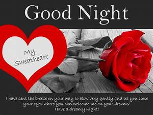 sweet good night messages - 365greetings.com
