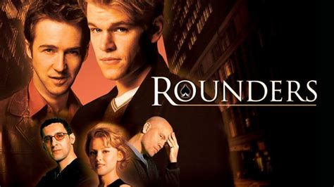 rounders     loved poker film
