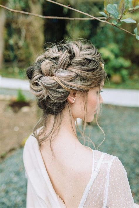 braided wedding hairstyle wedding hairstyles
