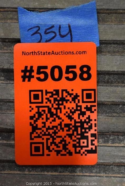 Husky Tile Saw Model Thd750l by State Auctions Auction Northstate January Auction