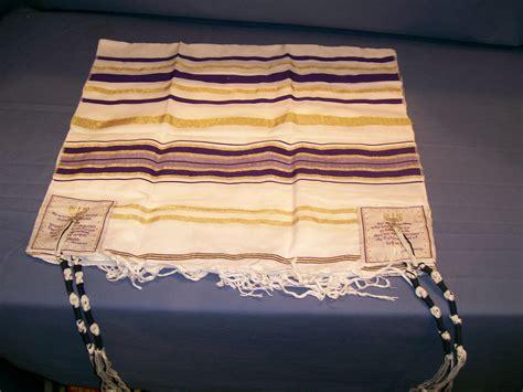 Messianic Scriptures Prayer Shawl Wholesale