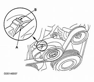 2002 Acura Mdx Serpentine Belt Routing And Timing Belt