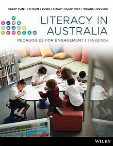 Literacy In Australia  Pedagogies For Engagement  3rd