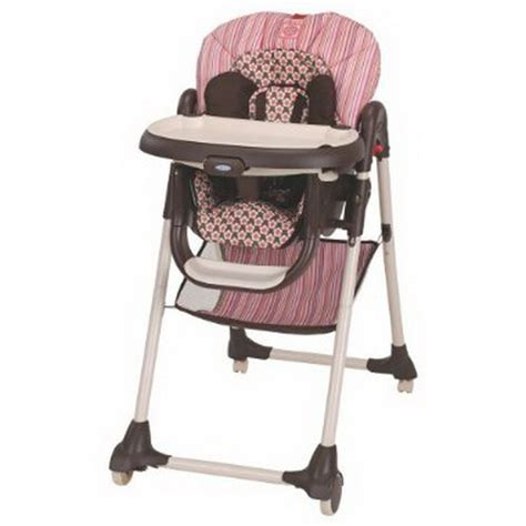 Graco Mealtime High Chair Pammie by Www Elizahittman Graco High Chair Pink Graco Meal