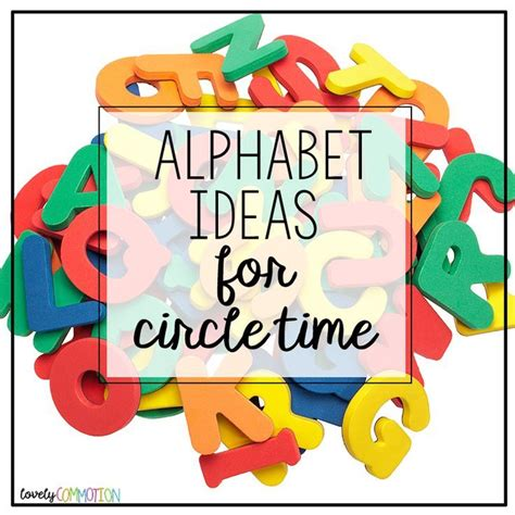 alphabet ideas for circle time pre school toddler 716 | b5244bde2b6dffb571825c638c96fe23