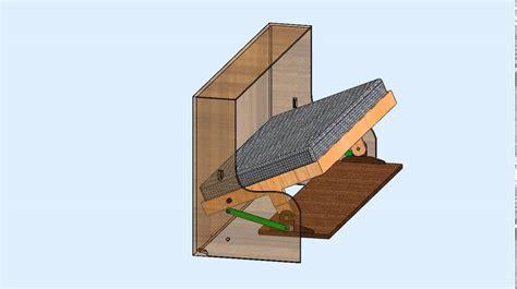 lit armoire canape mécanisme bureau lit 1