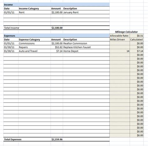 rent tracker spreadsheet excel spreadsheets group