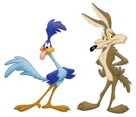 Road Runner and Coyote Cartoons