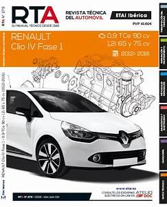 Manual De Taller Renault Clio Iv Gasolina 0 9 Tce Y 1 2