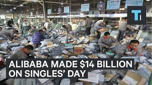 Alibaba made over $14 billion from China's Singles' Day ...
