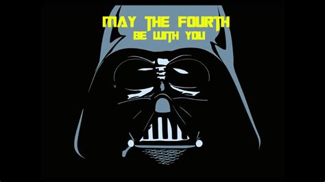May the Fourth be with You [Darth Vader Rap] - YouTube