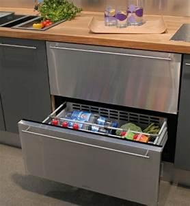 Schubladen kuhlschrank praktisch und cool archzinenet for Kühlschrank schubladen