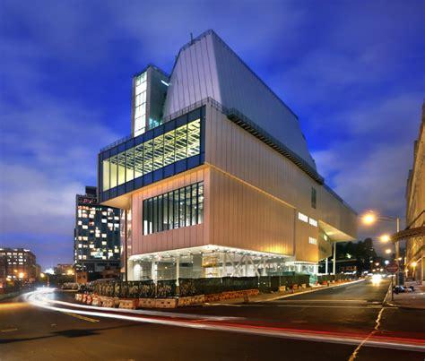 new york la nuova sede museum di renzo piano