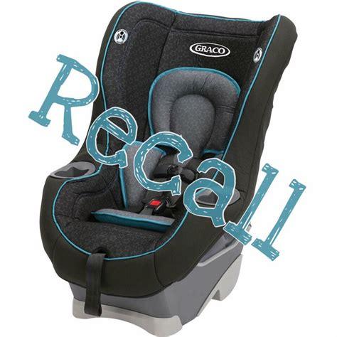 Graco High Chair Recall 2014 by Recall Graco Myride Car Seats