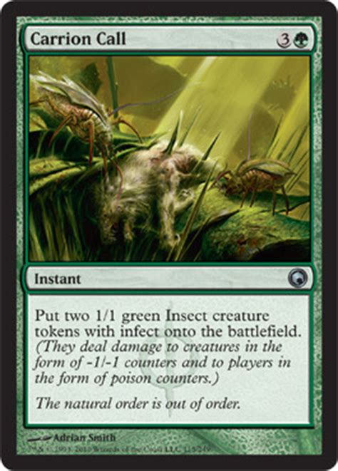 Infect Deck Mtg Standard by Modern Infect Deck Guide