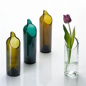 Glasschneider Für Flaschen : recycling vase oder karaffe aus altglas privat pinterest altglas glas und flaschen ~ Watch28wear.com Haus und Dekorationen