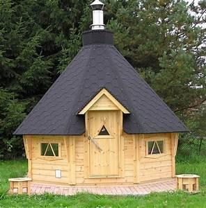 Grillkota finnisch grillhaus gartenhaus in bregenz for Französischer balkon mit garten grillhaus selber bauen