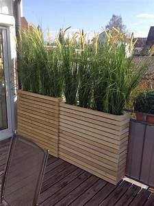 les 25 meilleures idees concernant brise vue sur pinterest With brise vue avec jardiniere 9 transformer une palette en bois en jardiniare deco