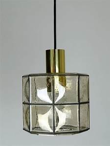 Glashütte Limburg Deckenleuchte : achteckige h ngelampe aus glas von glash tte limburg ~ Watch28wear.com Haus und Dekorationen