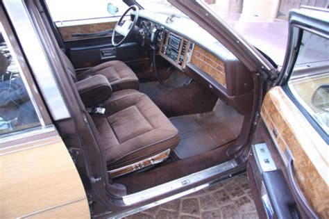 1984 buick electra estate wagon astroroof low miles cruiser safari caprice classic buick