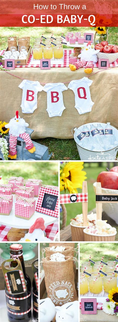 barbecue baby shower ideas 355 best images about baby sprinkle shower ideas on