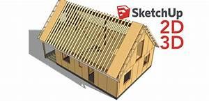 Logiciel Plan Maison Sketchup : formation sketchup 3d apprendre facilement dessiner ~ Premium-room.com Idées de Décoration