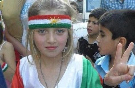 Hair And Blue Origin by Are The Kurds Considered White Quora