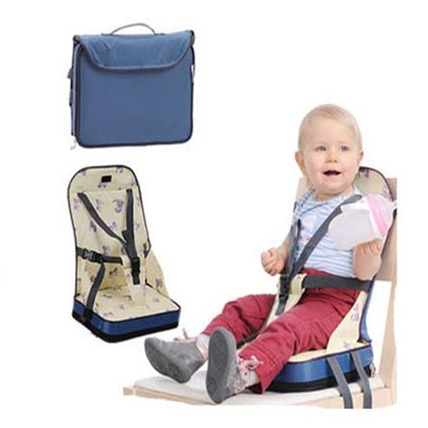 baby safety waterproof soft dinner chair oxford cotton