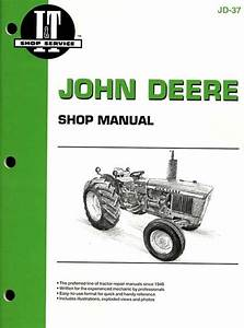 John Deere 1020 1520 1530 2020 2030 Service Manual