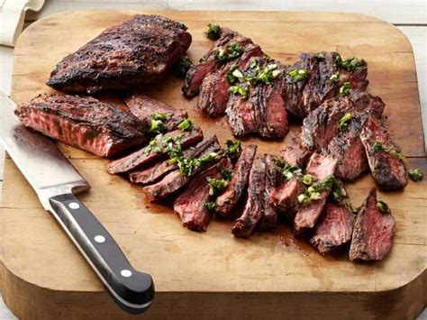 grilled steak recipes  ideas food network main