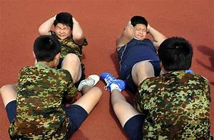 Chinese Youth are Too Fat and Horny to Join the Army ...