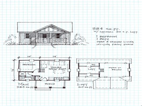 cottage floor plans small small cabin plans with loft small cabin floor plans small