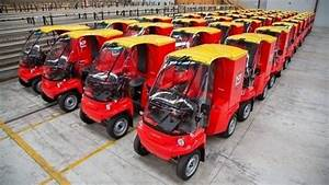 NZ Post's new electric delivery vehicles | Stuff.co.nz