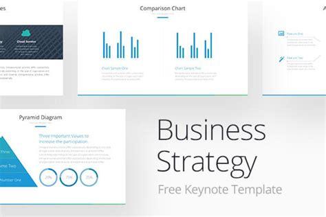 keynote templates business strategy pitch deck
