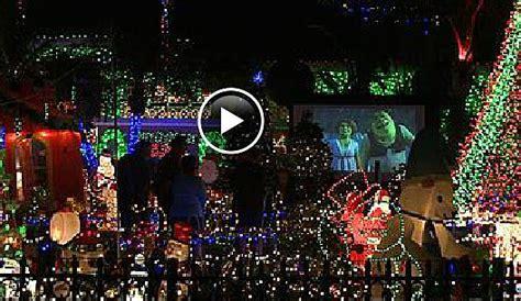 best christmas lights in florida massive christmas lights display has neighbors complaining