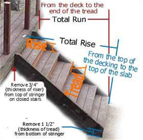 deck stairs   build stairs alter eagle deck