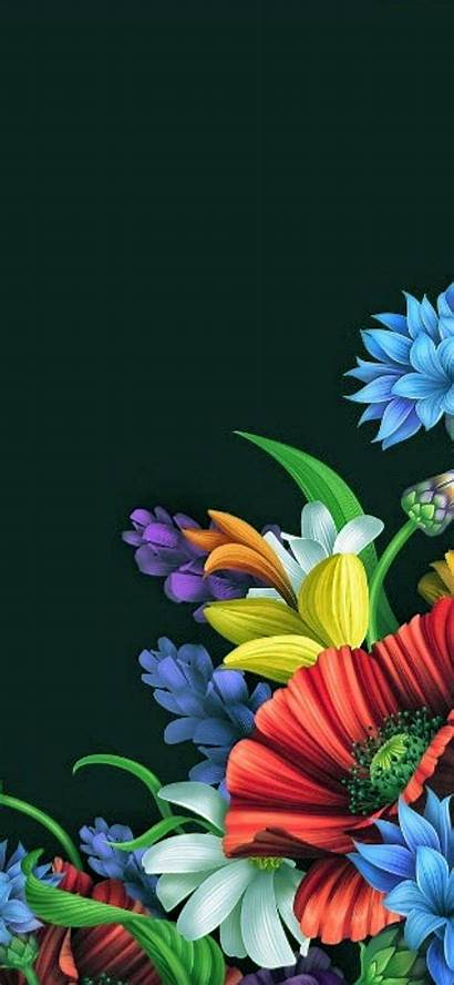 Iphone Flower Wallpapers Flowers Backgrounds Xs Templatefor