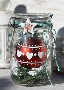 Sonnenglas Selber Machen : d corations d 39 hiver avec des pots en verre recycl s 20 id es inspirantes id es d co pour ~ Orissabook.com Haus und Dekorationen