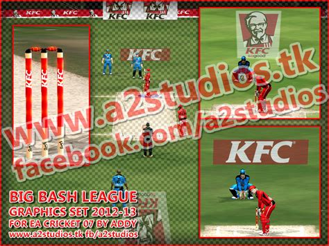 Big Bash Patch For Cricket 07